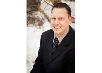 Kamloops podiatrist Michael Motyer, DPM