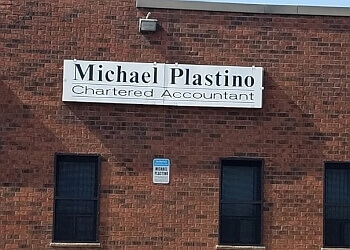 Sault Ste Marie accounting firm Michael Plastino CPA, CA, LPA