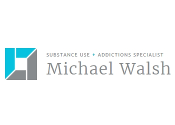 Victoria addiction treatment center Michael Walsh Substance Use + Addictions Specialist