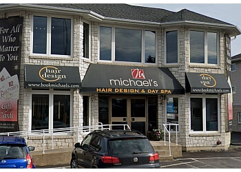 Thunder Bay hair salon Michael's Hair Design & Day Spa