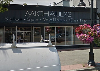 Surrey hair salon Michaud's Salon Spa Wellness Centre