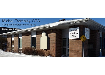 Saguenay accounting firm Michel Tremblay CPA