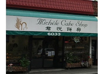 Vancouver cake Michele Cake Shop