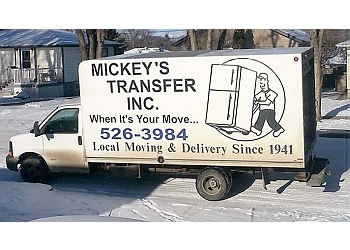 Medicine Hat moving company Mickey's Transfer