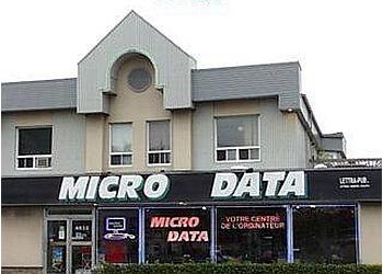 Quebec computer repair Micro Data