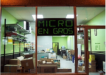 Terrebonne computer repair Micro En Gros Inc.