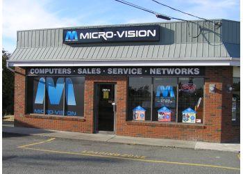 Nanaimo computer repair Micro-Vision