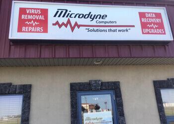 Medicine Hat computer repair Microdyne Computer Services Ltd.