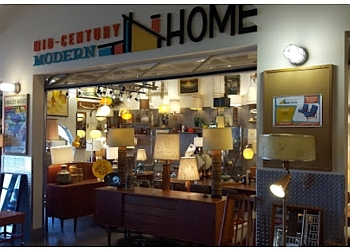 New Westminster furniture store Mid-Century Modern Home