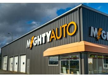 Halifax car repair shop Mighty Auto