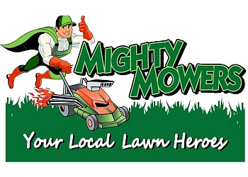 Chilliwack lawn care service Mighty Mowers