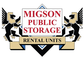 Brampton storage unit Migson Public Storage