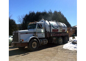 Oshawa septic tank service Mike Clark Excavating & Septic Pumping