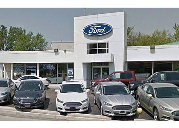 Welland car dealership Mike Knapp Ford Sales Limited