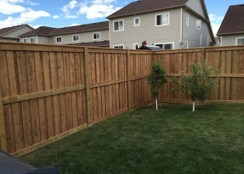 Peterborough fencing contractor Mike St Laurent Fencing