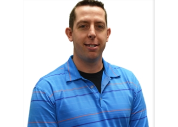 Cape Breton physical therapist Mike Wadden, PT