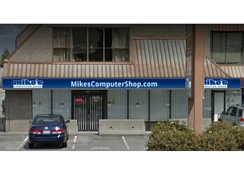 Maple Ridge computer repair Mike's Computer Shop