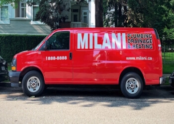 Milani Plumbing, Drainage & Heating Burnaby HVAC Services