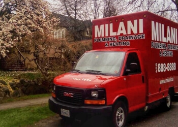 Vancouver hvac service Milani Plumbing, Drainage & Heating