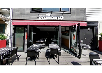 Quebec pizza place Milano Pizzeria