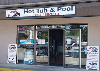 Maple Ridge pool service Milanzi Hot Tub & Pools