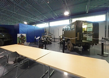 Kingston places to see Military Communications & Electronics Museum