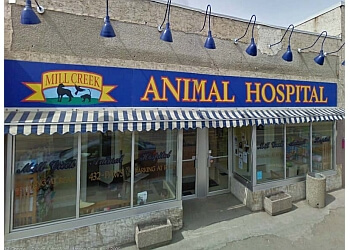 Edmonton veterinary clinic Mill Creek Animal Hospital