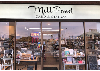 Richmond Hill gift shop Mill Pond Card & Gift Co.