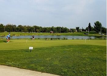 Edmonton golf course Mill Woods Golf Course