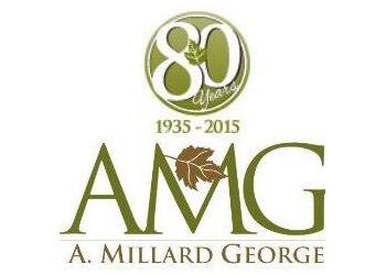 London funeral home A. Millard George Funeral Home