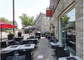 Quebec pizza place Mille et une pizzas