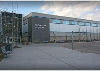 Sherwood Park recreation center Millennium Place