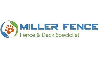 Saanich fencing contractor Miller Fence