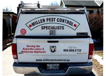 Peterborough pest control Miller Pest Control