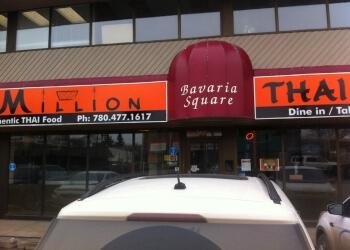 Edmonton thai restaurant Million Thai Restaurant