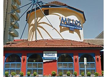 Victoria mediterranean restaurant Millos Greek Restaurant
