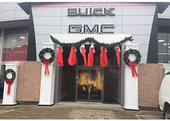 Oshawa car dealership Mills Motors Buick GMC Ltd.