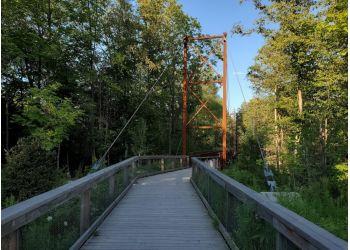 Markham hiking trail Milne Dam Conservation Park