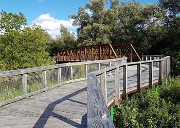 Markham hiking trail Milne Dam Conservation Park Trail