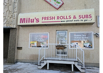 Regina sandwich shop Milu Fresh Rolls & Subs