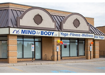 Mind to Body Yoga & Fitness