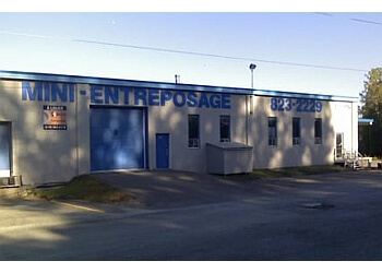 Sherbrooke storage unit Mini Entreposage Queen