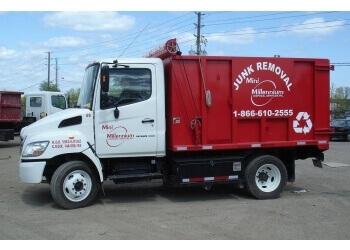 Oakville junk removal Mini Millennium Disposal Services Inc.