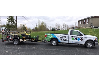 Sherbrooke lawn care service Mini-Services de l'estrie