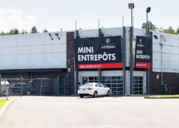 Terrebonne storage unit Mini Warehouses Interim Inc