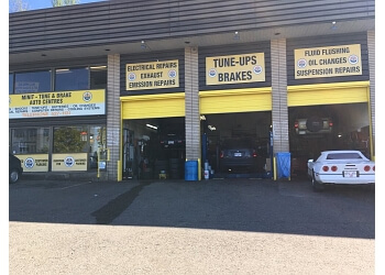New Westminster car repair shop Minit-Tune & Brake Auto Centres