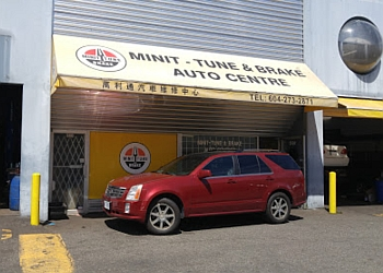 Richmond car repair shop Minit-Tune & Brake Auto Centres