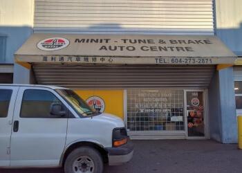 Richmond car repair shop Minit-Tune & Brake Auto Centres