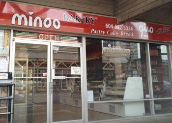 Coquitlam bakery Minoo Bakery