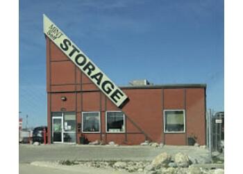 Winnipeg storage unit Mint Self Storage